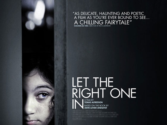 Let the Right One In Poster #6