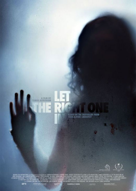 Let the Right One In Poster #1