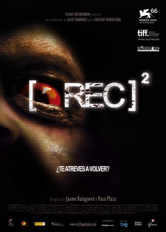 [Rec] 2 Poster #2