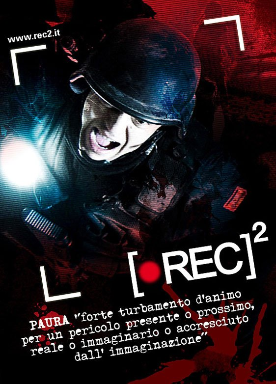 [Rec] 2 Poster #5