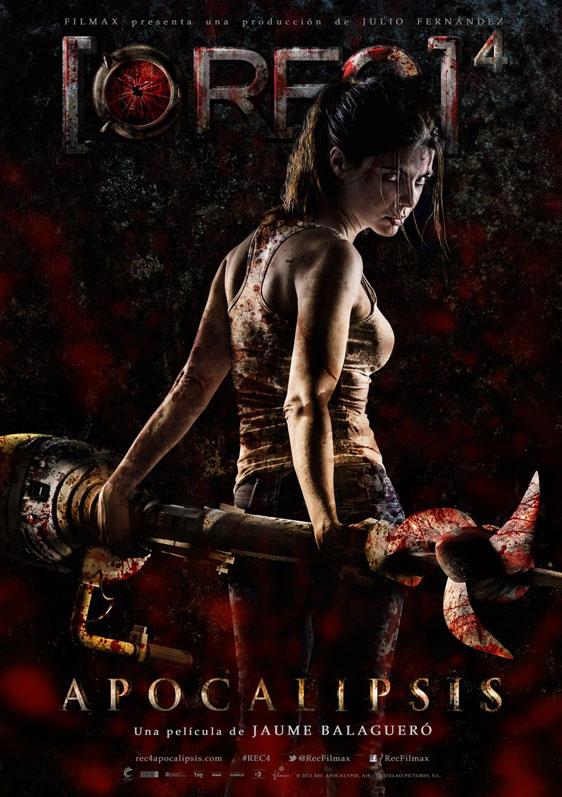 [REC] 4: Apocalypse Poster #3
