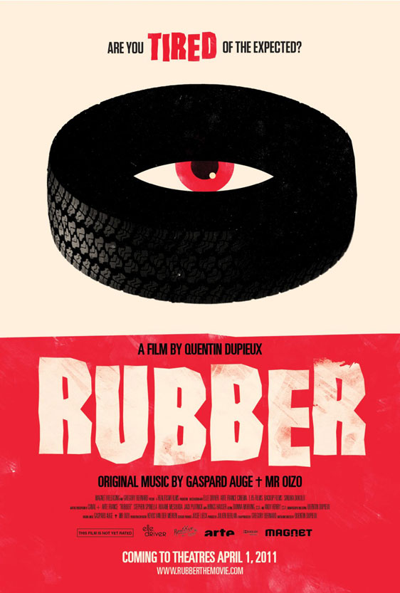 Rubber Poster #2