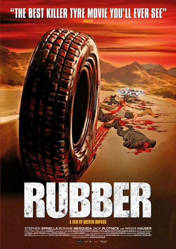 Rubber Poster #4