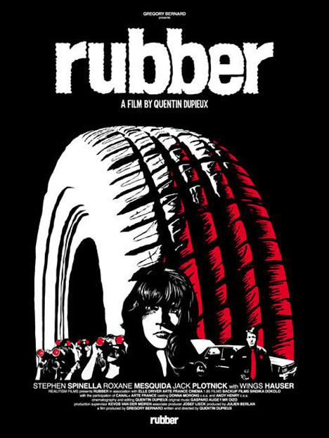 Rubber Poster #1