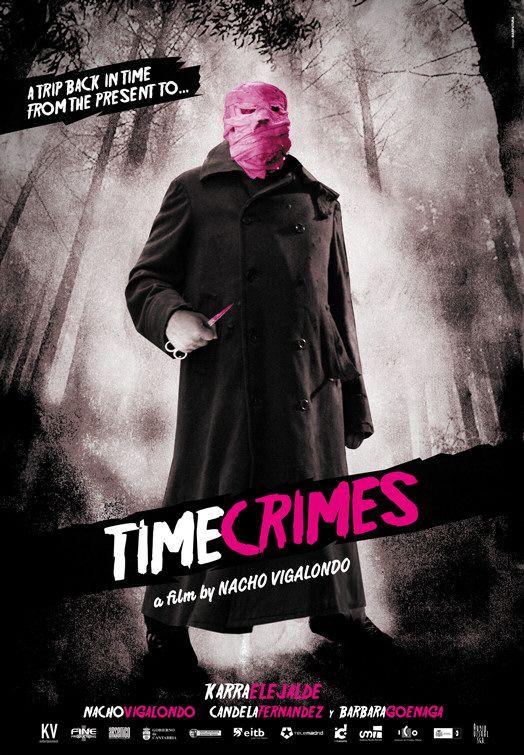Timecrimes (Los Cronocrímenes) Poster