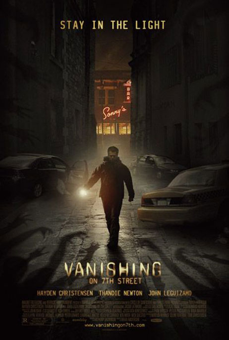 Vanishing on 7th Street Poster #2