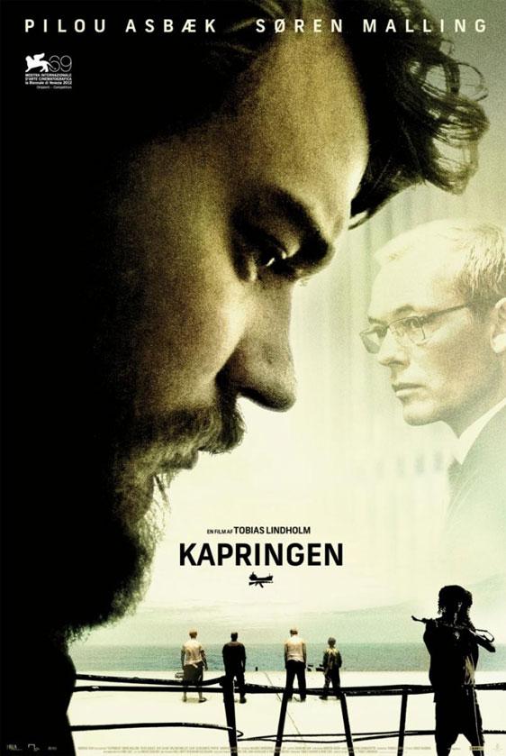 A Hijacking (Kapringen) Poster #2