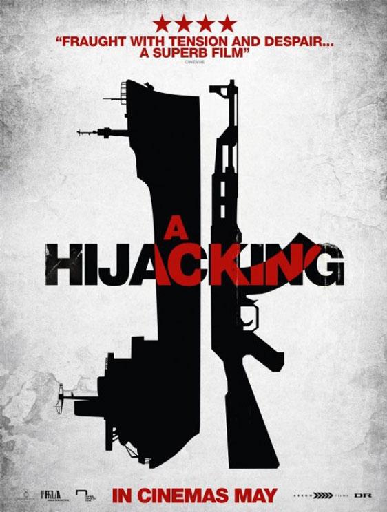 A Hijacking (Kapringen) Poster #3