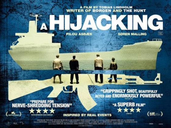 A Hijacking (Kapringen) Poster #4