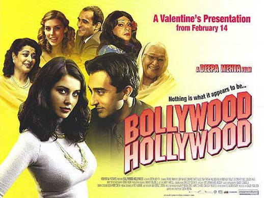 Bollywood/Hollywood Poster #3