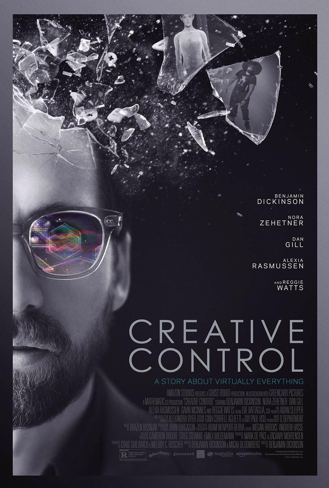 Creative Control (2016) Poster #1 - TrailerAddict