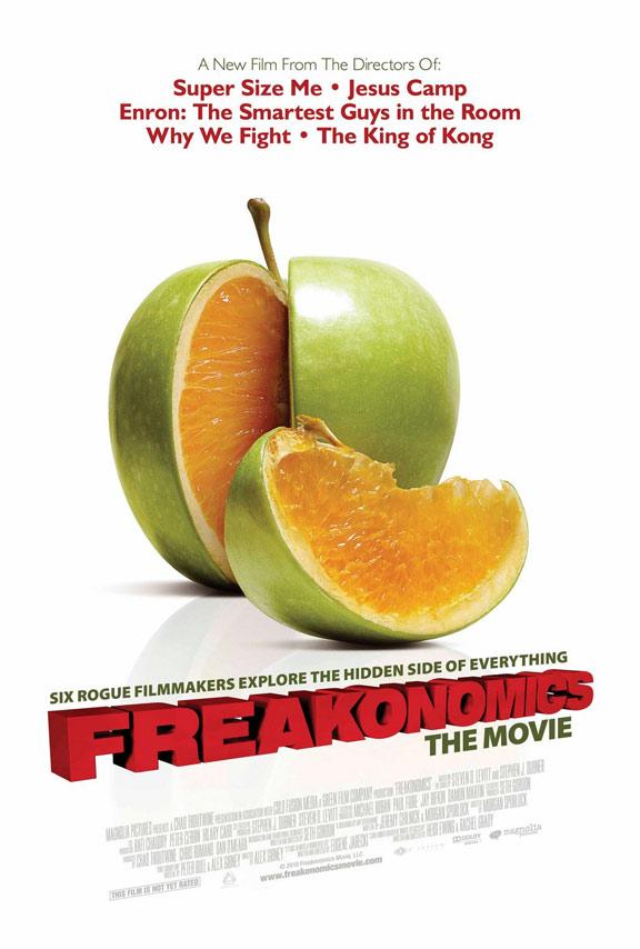 Freakonomics Poster #1