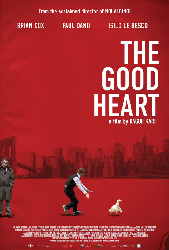 The Good Heart Poster #3