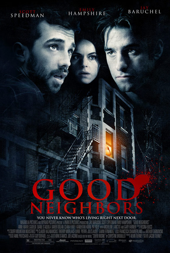 Good Neighbors Poster #2