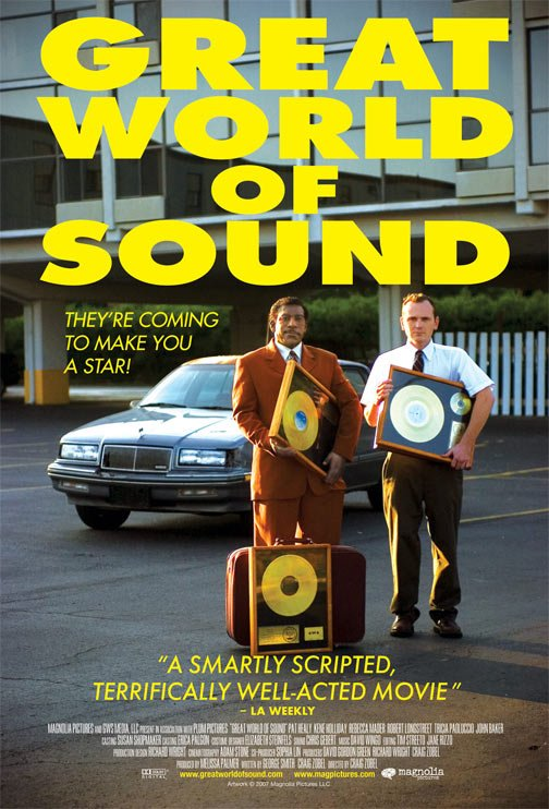 Great World of Sound Poster #1
