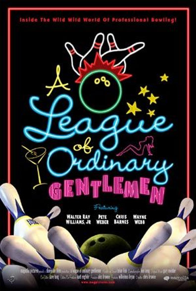 A League of Ordinary Gentlemen Poster #1