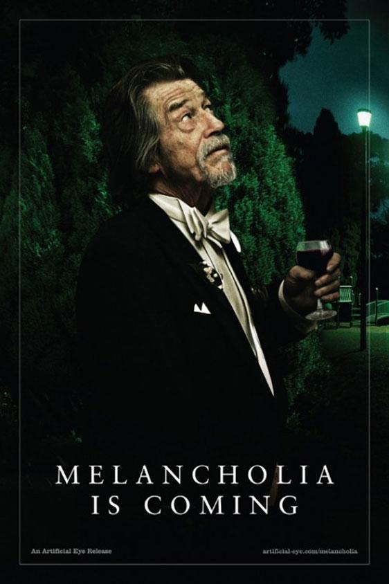 Melancholia Poster #8