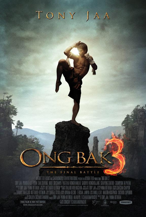 Ong Bak 3 Poster #5