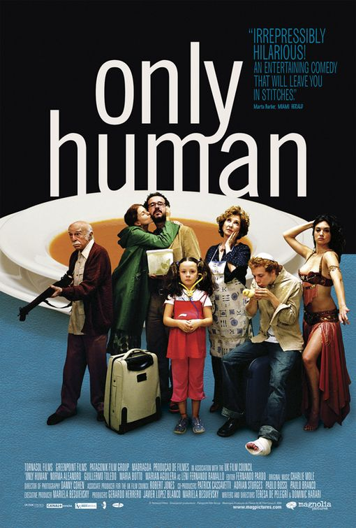 Only Human Poster