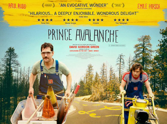 Prince Avalanche Poster #4