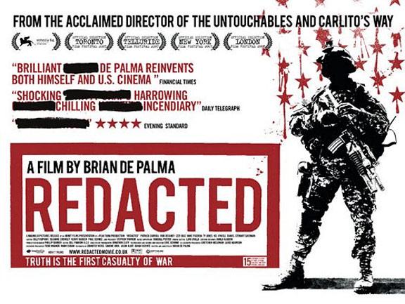 Redacted Poster #2