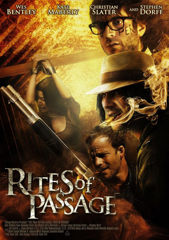 Rites of Passage Poster #1
