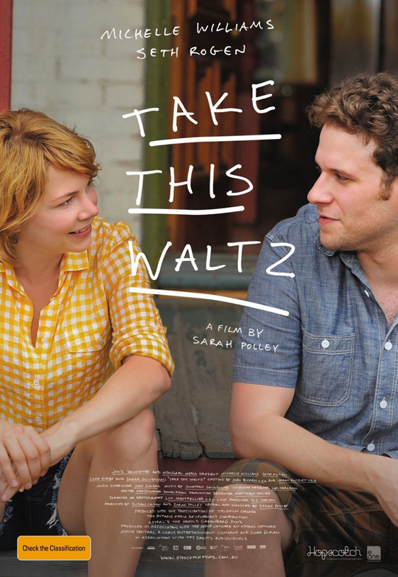 Take This Waltz Poster #3