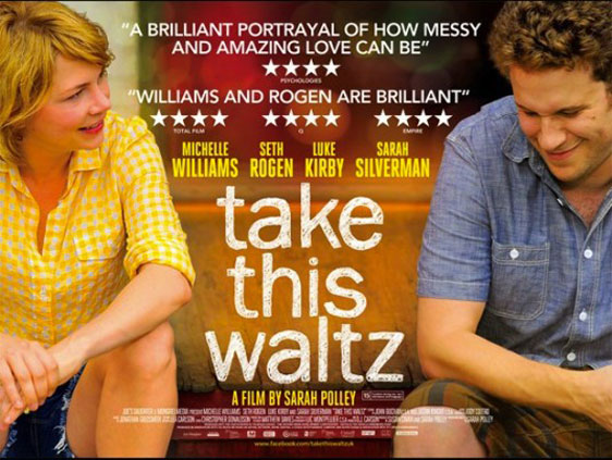 Take This Waltz Poster #4