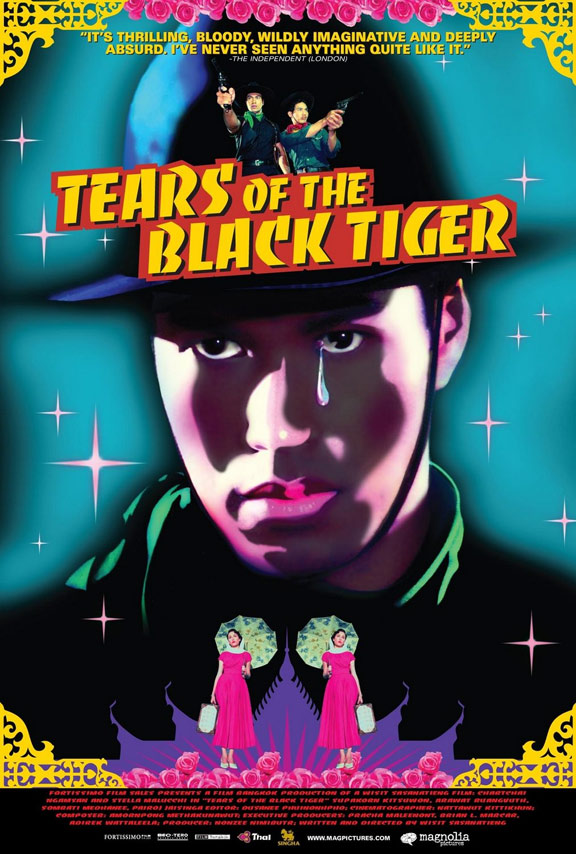 Tears of the Black Tiger (Fah talai jone) Poster