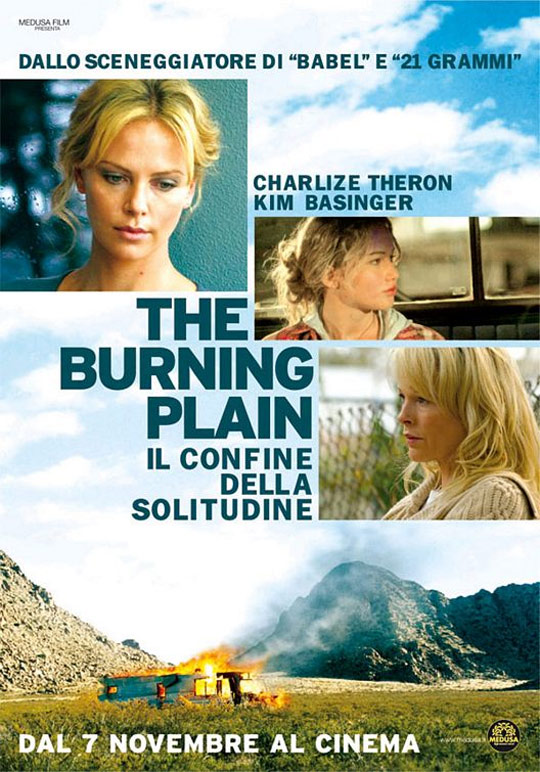 The Burning Plain Poster #3