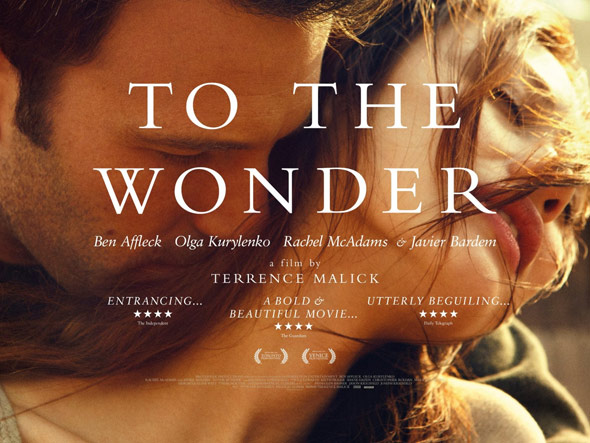 To the Wonder Poster #1