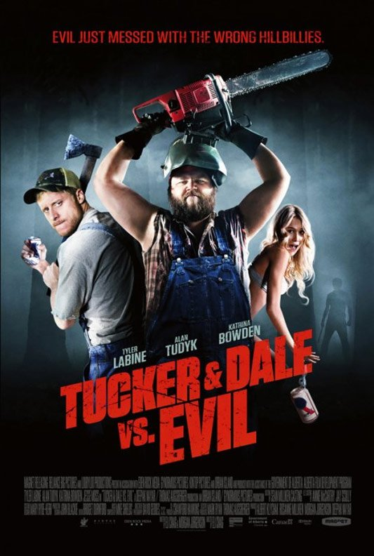 Tucker and Dale vs Evil Poster #4