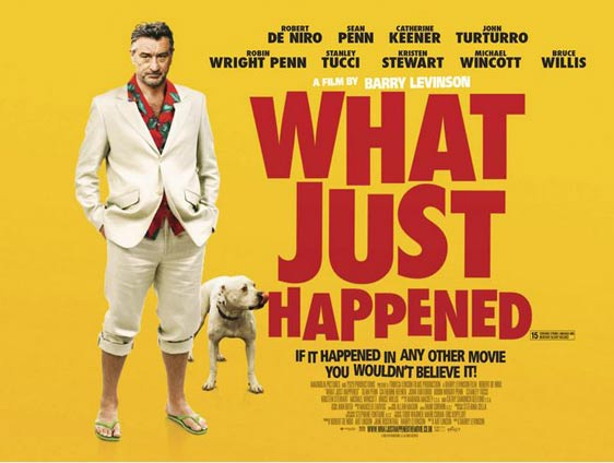 What Just Happened? Poster #2