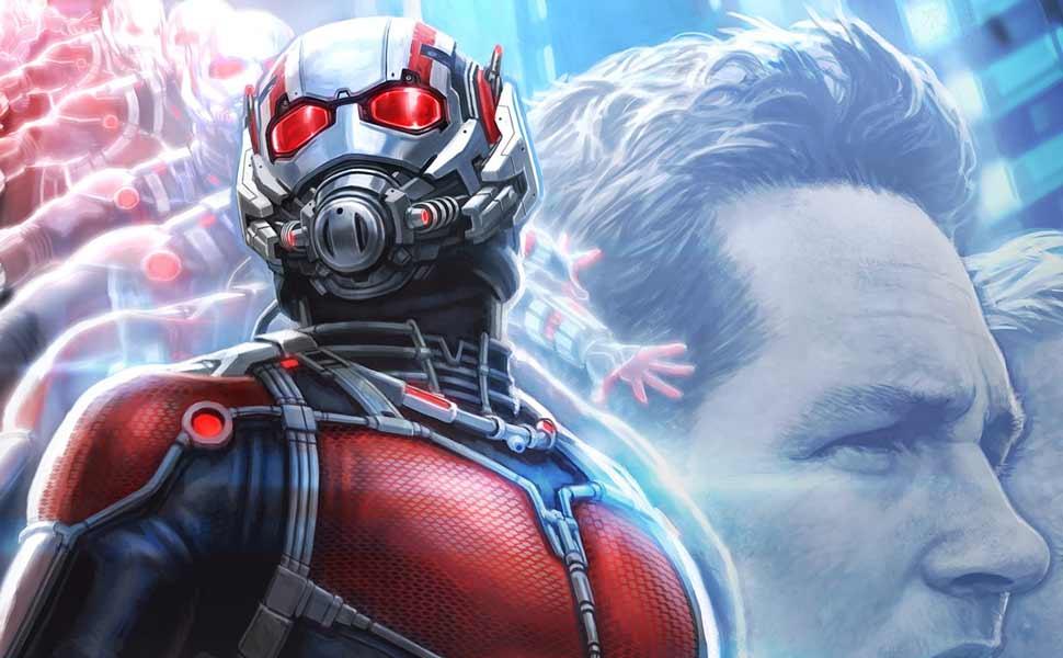 Ant-Man 2015) Teaser Trailer