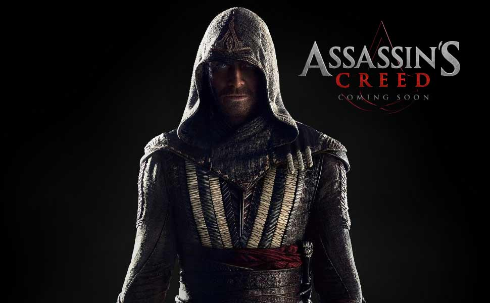 Assassin's Creed Main Menu