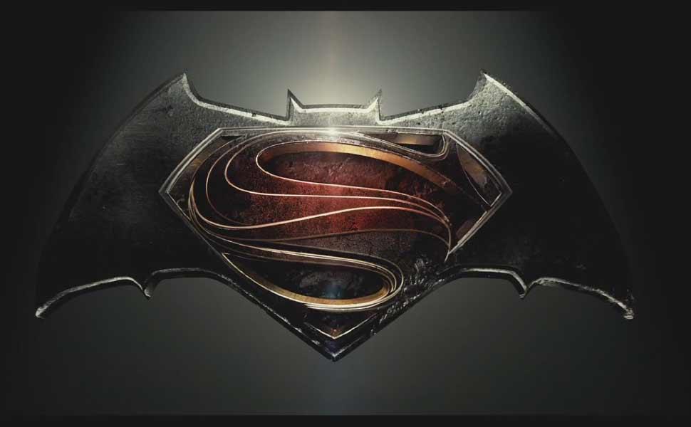 Batman v Superman: Dawn of Justice Main Menu