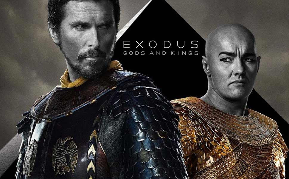 Exodus: Gods and Kings Extended Trailer
