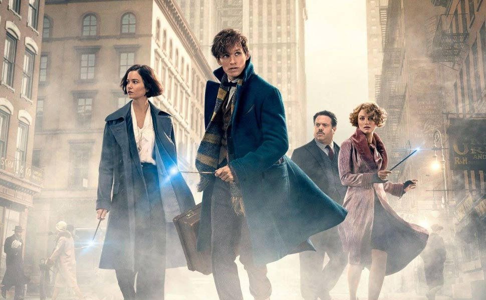 Fantastic Beast and Where to Find Them Feature Trailer Main Menu
