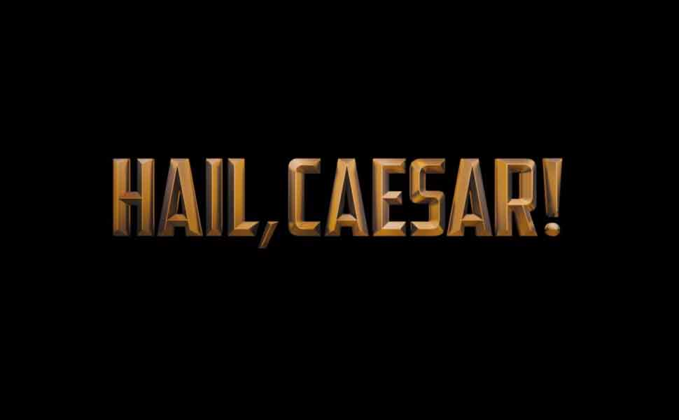 Hail, Caesar! Main Menu