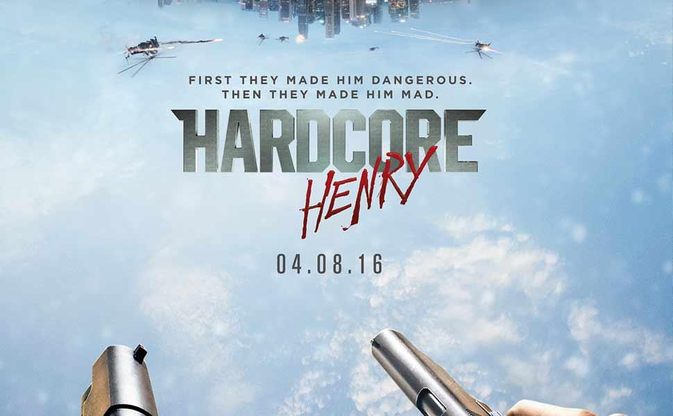 Hardcore Henry Main Menu