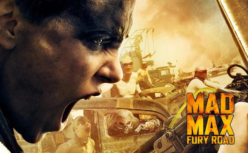 Mad Max: Fury Road Comic Con Trailer