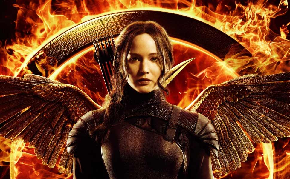 The Hunger Games: Mockingjay - Part I Trailer