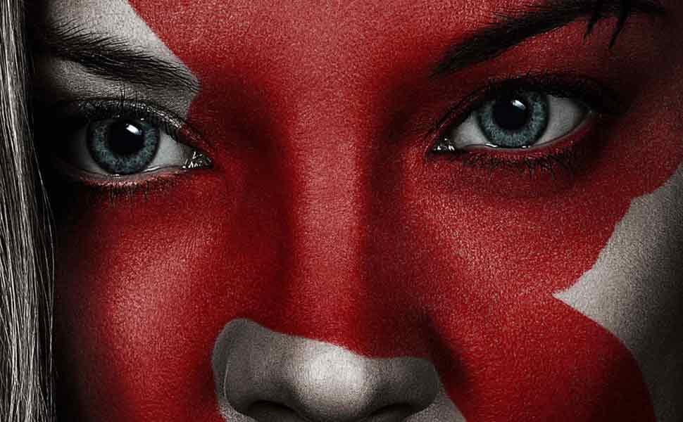 The Hunger Games: Mockingjay - Part 2 Main Menu