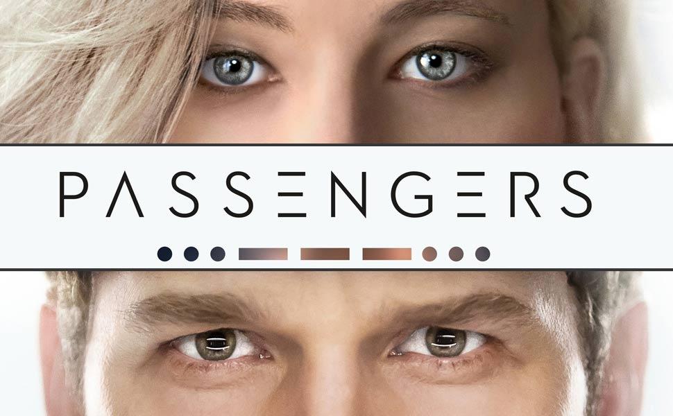 Passengers Trailer Main Menu