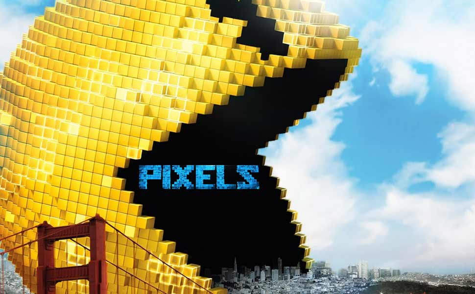 Pixels Feature Trailer