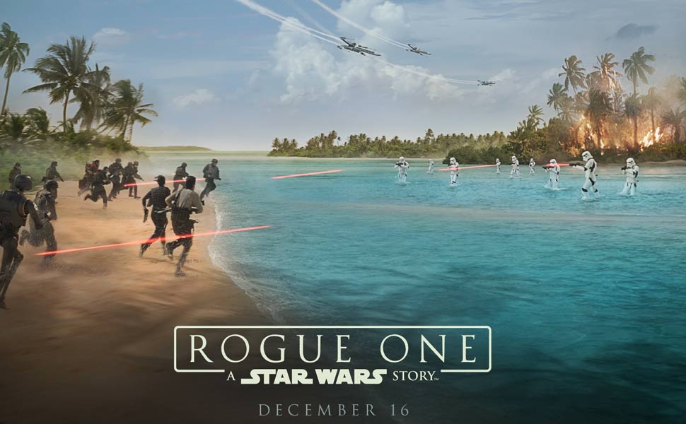 Rogue One: A Star Wars Story Main Menu