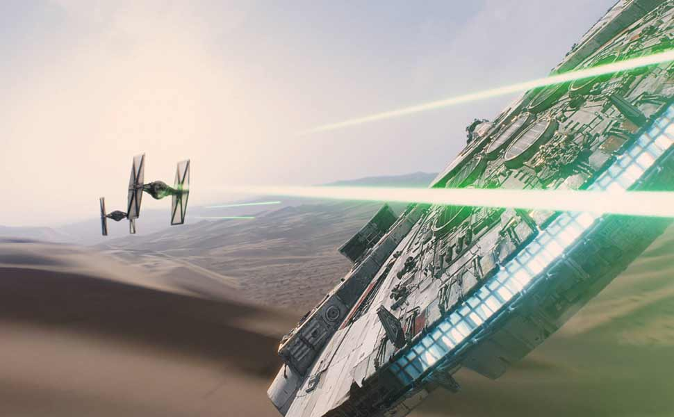 Star Wars: Episode VII - The Force Awakens Teaser Trailer