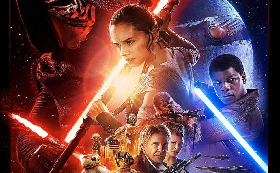 Star Wars: Episode VII - The Force Awakens Main Menu