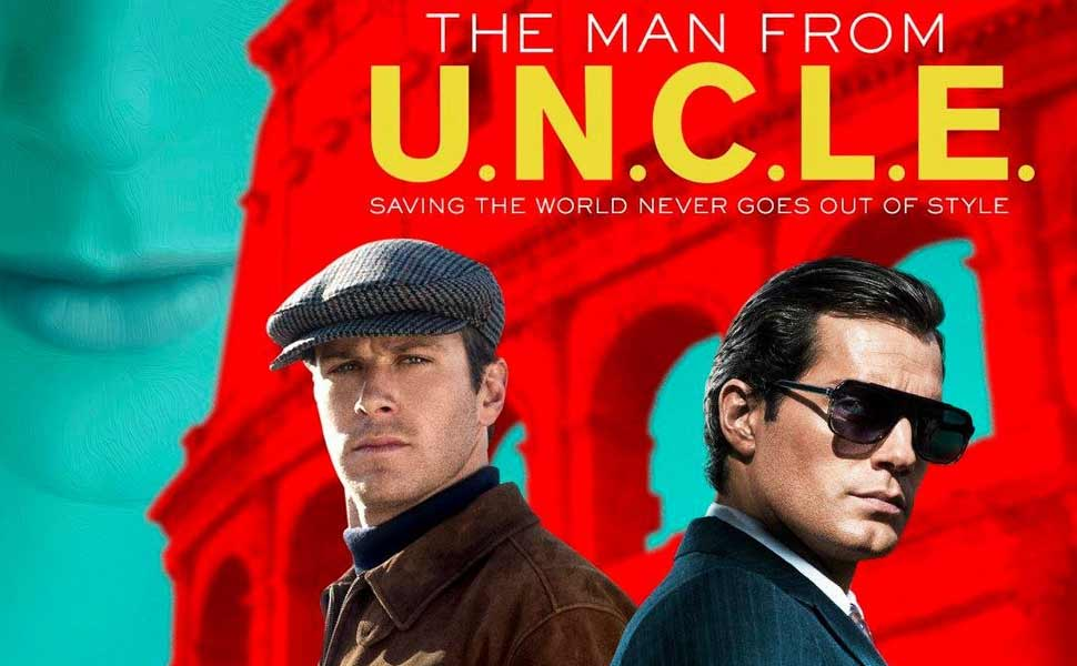 The Man from U.N.C.L.E. Comic Con Trailer