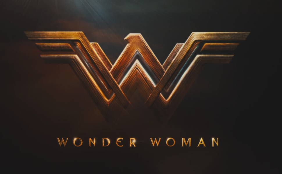 Wonder Woman Main Menu